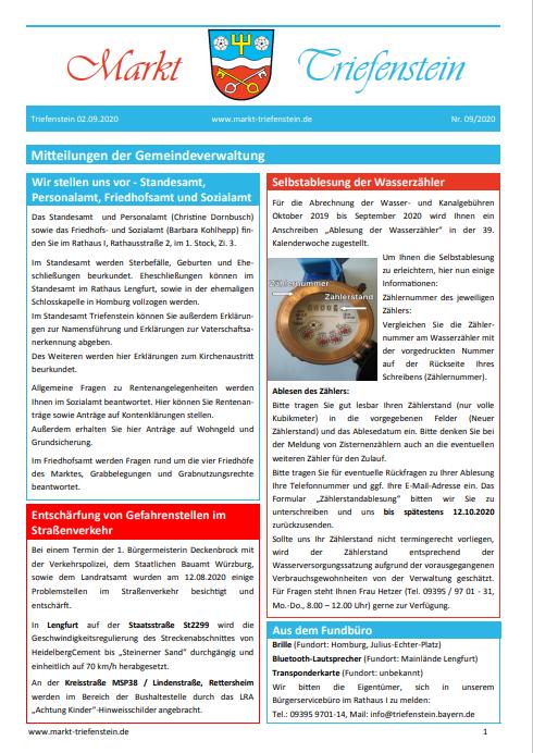 Mitteilungsblatt 09_2020